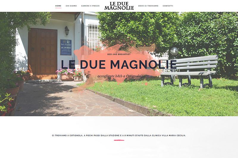 Le Due Magnolie B&B